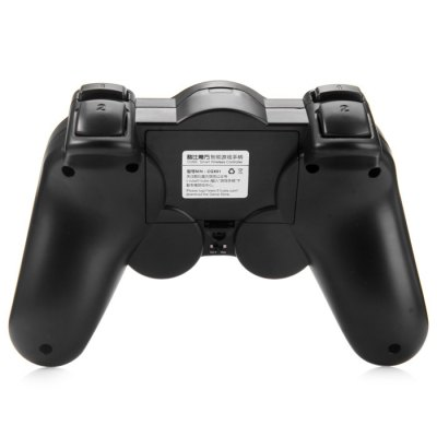 Cube Gamepad 2.4G RF Wireless Game ControllerGame Controllers<br>Cube Gamepad 2.4G RF Wireless Game Controller<br><br>Battery Type: Removable<br>Brand: CUBE<br>Compatible with: Tablet PC, Smartphone<br>Features: Stand, Battery<br>Model: CGX01<br>Package Contents: 1 x Cube CGX01 2.4G Wireless Gamepad, 1 x Nano Receiver, 1 x Chinese and English User Manual<br>Package size: 19.2 x 13.5 x 8.5 cm / 7.55 x 5.31 x 3.34 inches<br>Package weight: 0.3 kg<br>Product size: 15 x 10.5 x 5 cm / 5.90 x 4.13 x 1.97 inches<br>Product weight: 0.167 kg<br>System support: PC, Android
