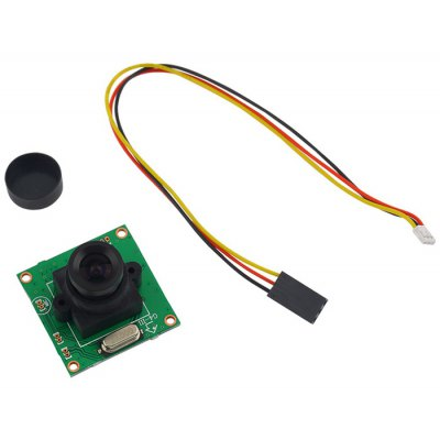 HD 700TVL Digital CMOS Security PCB Board FPV Audio Video Camera for DIY Multicopter