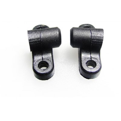 Extra Spare Rear Connecting Rod Fixing Accessory R /L Fitting for Feiyue FY01 FY02 FY03 RC Car - 2Pcs