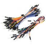 65PCS Breadboard Jump Cable Wires