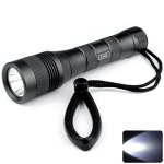 Brinyte DIV01 Cree XML - U2 Waterproof 800LM LED Flashlight with 3 x C Battery (not included)