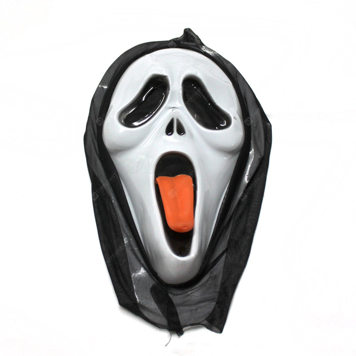 Buy Costume Party Supply Ghost Mask Halloween/Fancy Dress Party ...
