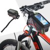 ROCKBROS Bicycle Front Tube Bag deal