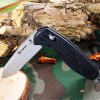 cheap Ganzo G701 - B Foldable Knife with Axis Locking