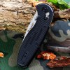 best Ganzo G701 - B Foldable Knife with Axis Locking