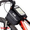 BOI Bicycle Front Tube Phone Bag