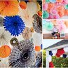 Colorful 7.5 inch DIY Paper Flower Ball deal