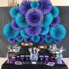 best Colorful 7.5 inch DIY Paper Flower Ball