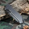 Sanrenmu 7089 LUY - SDW1 Foldable Knife with Liner Lock deal