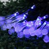 5m 20 LEDs Solar String Light for Xmas Party deal