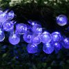 cheap 6m 30 LED Solar String Light - Bubble Shape