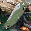 Ganzo G727M - GR Foldable Knife with Axis Lock and Clip deal