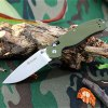 Ganzo G727M - GR Foldable Knife with Axis Lock and Clip