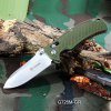 Ganzo G726M - GR Foldable Knife with Durable Sheath