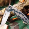 Ganzo G727M - CA Folding Knife with Axis Lock and Clip deal