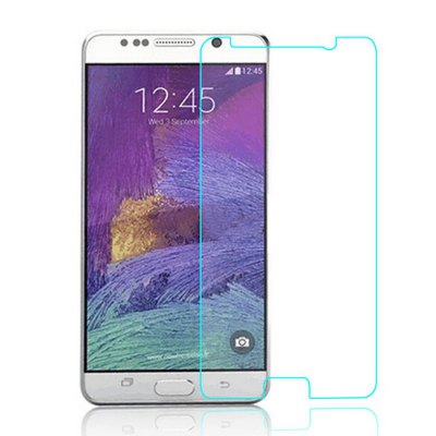 Tempered Glass Screen Protector with 9H Hardness 2.5D Arc Edge for Samsung Galaxy Note 5