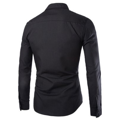 Fashion Slimming Shirt Collar Contrast Color Cross Pattern Long Sleeve Polyester Shirt For MenMens Shirts<br>Fashion Slimming Shirt Collar Contrast Color Cross Pattern Long Sleeve Polyester Shirt For Men<br><br>Shirts Type: Casual Shirts<br>Material: Polyester<br>Sleeve Length: Full<br>Collar: Turn-down Collar<br>Weight: 0.247KG<br>Package Contents: 1 x Shirt