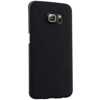 Фотография Nillkin PC Phone Protective Back Cover Case with Frosted Anti-skid Design for Samsung Galaxy S6 Edge