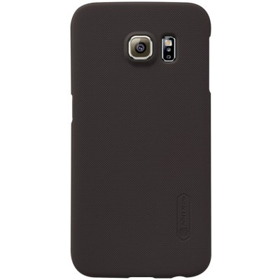 ФОТО Nillkin PC Phone Protective Back Cover Case with Frosted Anti-skid Design for Samsung Galaxy S6 Edge