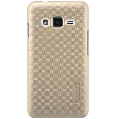 ФОТО Nillkin PC Phone Protective Back Cover Case with Frosted Anti-skid Design for Samsung Z1 Z130H