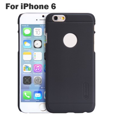 Nillkin PC Phone Protective Back Cover Case with Frosted Anti-skid Design for iPhone 6 - 4.7 inch
