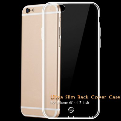 Transparent Stratch Resistant Ultra Slim Back Cover Case for iPhone 6S – 4.7 inch