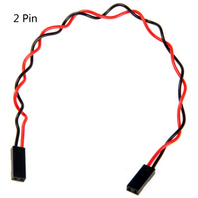 Dupont Jumper Wire Cable 2 Pin