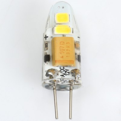 Гаджет   G4 2W SMD 2835 4 LEDs Mini LED Corn Light for Crystal Chandelier LED Light Bulbs