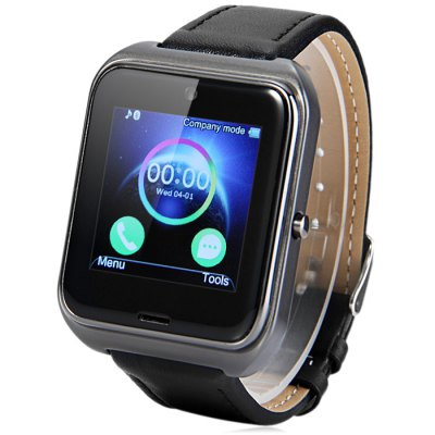 NT08 Smart Watch PhoneSmart Watch Phone<br>NT08 Smart Watch Phone<br><br>Type: Watch Phone<br>External memory: TF card up to 32GB (not included)<br>Wireless Connectivity: Bluetooth<br>Network type: GSM<br>Frequency: GSM850/900/1800/1900MHz<br>Bluetooth: Yes<br>Screen size: 1.54 inch<br>Camera type: Single camera<br>Front camera: 0.3MP<br>SIM Card Slot: Single SIM(Micro SIM slot)<br>TF Card Slot: Yes<br>Speaker: Supported<br>Languages: English, French, German,Spanish, Portuguese,  Italian, Dutch Russian,Polish,Turkish<br>Cell Phone: 1<br>Battery: 1 x 350 mAh<br>Charger: 1<br>USB Cable: 1<br>Screwdriver: 1<br>Screw: 2<br>English Manual : 1<br>Product size: 5.1 x 4.3 x 1.1 cm / 2.00 x 1.69 x 0.43 inches<br>Package size: 11.0 x 9.0 x 8.0 cm / 4.32 x 3.54 x 3.14 inches<br>Product weight: 0.054 kg<br>Package weight: 0.220 kg