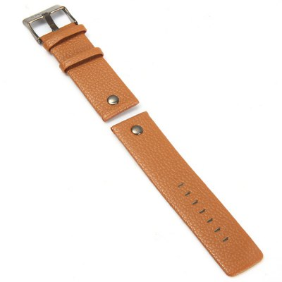 Гаджет   Rivet Design 26mm Leather Band for Watch Watch Accessories