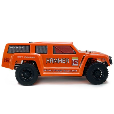 SST 1933RTR 1 / 10 Scale 4-wheel Drive RC Hammer Car with 3300KV Brushless Motor
