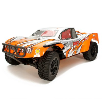 SST 1931T2 - RTR CarRC Cars<br>SST 1931T2 - RTR Car<br><br>Type: RC Trucks<br>Features: Radio Control<br>Functions: Forward/backward, Turn left/right<br>Material: Plastic, Metal, Electronic components<br>Remote Control: 2.4GHz Wireless Remote Control<br>Mode: Mode 2 (Left Hand Throttle)<br>Control Distance: About 200m<br>Transmitter Power: 8 x 1.5V AA batteries( not included)<br>Car Power: Built-in rechargeable battery<br>Charging Time: 2 – 3hours<br>Racing Time: About 15mins<br>Package Weight  : 3.8 kg<br>Product Size (L x W x H)   : 48 x 25.5 x 17.5 cm / 18.86 x 10.02 x 6.88 inches<br>Package Size (L x W x H) : 65 x 34.5 x 20.5 cm / 25.55 x 13.56 x 8.06 inches<br>Package Contents: 1 x RC550 Brush Motor, 1 x Car, 1 x Transmitter, 1 x Battery