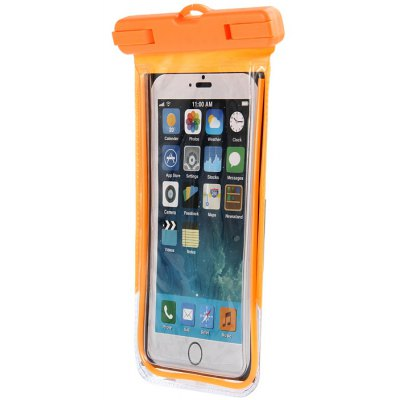 Clear Water Resistant Phone Pouch