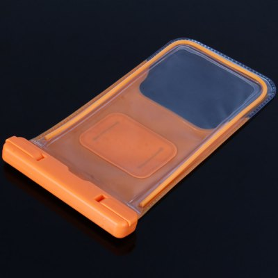ФОТО Clear Water Resistant Phone Pouch for iPhone 6 / 6 Plus / 6S Samsung Note 5 S6 Edge Plus etc.