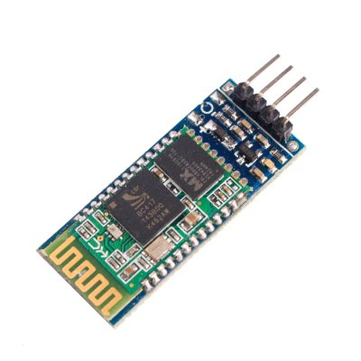 HC - 06 Wireless Bluetooth Transceiver ModuleSensors<br>HC - 06 Wireless Bluetooth Transceiver Module<br><br>Type: Transceiver Module<br>Compatibility: Ardunio<br>Product Weight: 0.005 kg<br>Package Weight: 0.085 kg<br>Product Size(L x W x H): 4.5 x 1.5 x 0.6 cm / 1.77 x 0.59 x 0.24 inches<br>Package Size(L x W x H): 6 x 4 x 2.5 cm / 2.36 x 1.57 x 0.98 inches<br>Package Contents: 1 x HC - 06 Wireless Bluetooth Transceiver Module