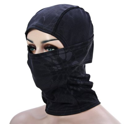 Гаджет   Outdoor Camouflage Counter-terrorism Mask Other Camping Gadgets