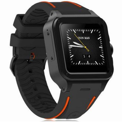 UNOVA Ironman Android 4.4 3G Smartwatch Phone