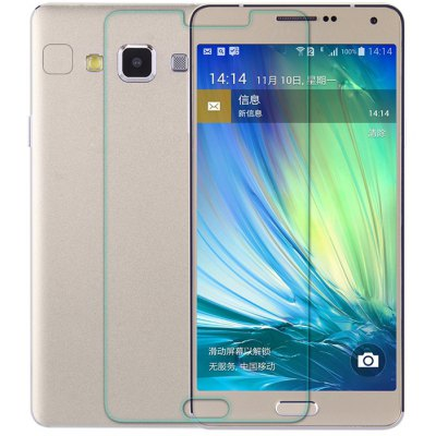Nillkin 9H 0.3mm Tempered Glass Screen Protector Film PE+ for Samsung Galaxy A7 A700