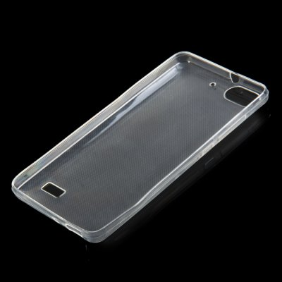 ФОТО Soft TPU Scratch Resistant Ultra-thin Protective Cover Case for Huawei Honor 4C