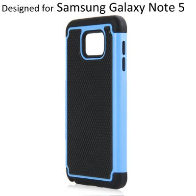 Detachable Back Cover Case for Samsung Galaxy Note 5