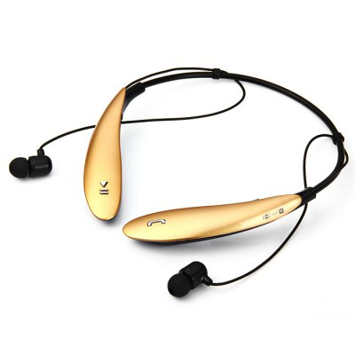 SOUND FRIEND SH019B Bluetooth HeadphoneSports &amp; Fitness Headphones<br>SOUND FRIEND SH019B Bluetooth Headphone<br><br>Model  : SOUND FRIEND SH019B<br>Color : Assorted Colors<br>Wearing type : Neckband<br>Function : Bluetooth, Noise Cancelling, Microphone, HiFi, Voice control<br>Certificate: CE, FCC, RoHS<br>Connectivity : Wireless<br>Connecting interface : Micro USB<br>Application : Mobile Phone, Computer<br>Plug Type: Bluetooth<br>Sound channel: Two-channel (stereo)<br>Frequency response : 20~20KHz<br>Impedance : 32ohms<br>Power supply: Built-in rechargeable 200mAh battery<br>Working voltage: 3.7V<br>Output power: 35mW<br>Talk Time: Up to 10 hours<br>Music Time: Up to 10 hours<br>Standby time: Up to 360 hours<br>Charging time: 1 - 2 hours<br>Bluetooth: Yes<br>Bluetooth version: V4.0<br>Bluetooth distance: W/O obstacles 10m<br>Bluetooth protocol: HSP, HFP<br>Bluetooth mode: Hands free, Headset<br>Product weight  : 0.034 kg<br>Package weight  : 0.17 kg<br>Package size (L x W x H) : 23 x 18 x 5 cm / 9.04 x 7.07 x 1.97 inches<br>Package contents: 1 x SOUND FRIEND SH019B Bluetooth Headphone, 3 x Pair of Earbuds (S / M / L), 1 x USB Charging Cable (0.7m Length), 1 x Chinese User Manual