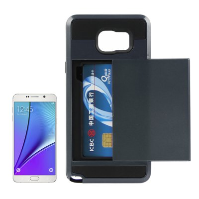 ENKAY Protector Protective Back Case for Samsung Galaxy Note 5 N9200