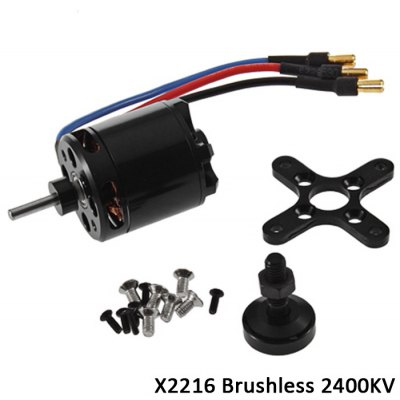 SUNNYSKY 2400KV Brushless Motor Fixed Wing Aircraft Spare Part X2216