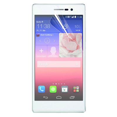 ENKAY Clear HD PET Material Screen Protector Film for Huawei Ascend P8
