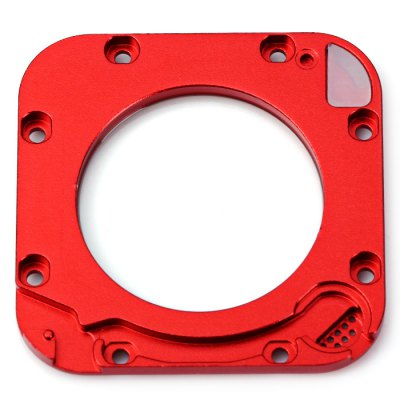 AT442 Replaceable Lens Metal RingAction Cameras &amp; Sport DV Accessories<br>AT442 Replaceable Lens Metal Ring<br><br>Apply to Brand : Gopro<br>Compatible with : GoPro Hero 4 Session<br>Accessory Type: Lens Ring, Replacement Parts, Screw<br>Material: Metal<br>Product Weight : 0.005 kg<br>Package Weight : 0.07 kg<br>Product Size (L x W x H): 3.5 x 3.5 x 0.35 cm / 1.38 x 1.38 x 0.14 inches<br>Package Size (L x W x H): 13 x 10 x 2 cm / 5.11 x 3.93 x 0.79 inches<br>Package Contents: 1 x AT442 Replaceable Lens Metal Ring, 1 x Sealing Ring, 2 x Screwdriver, 10 x Screw