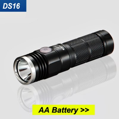 Skilhunt DS16 LED Flashlight
