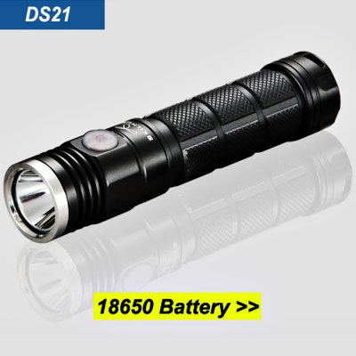 Skilhunt DS21 LED Flashlight
