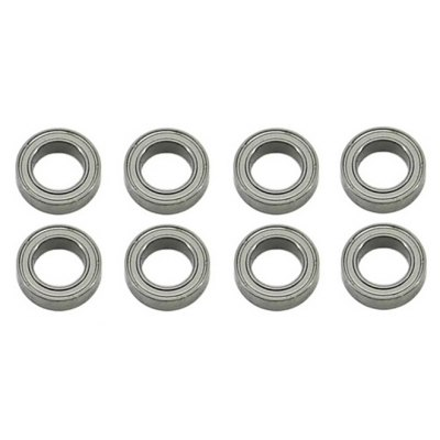 Spare BA12003534 Ball Bearing Fitting for RP - 1 RP - 2 RP - 3 Remote Control Car - 8Pcs
