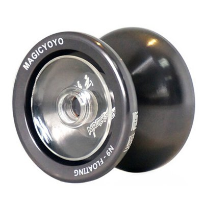 Magicyoyo N9 Floating Cloud High-speed Aluminum Yoyo Boy Girl GiftYoyo &amp; Gyro Toys<br>Magicyoyo N9 Floating Cloud High-speed Aluminum Yoyo Boy Girl Gift<br><br>Brand: Magicyoyo<br>Type: Yoyo<br>Age: Above 8 Years<br>Product Weight   : 0.070 kg<br>Package Weight   : 0.170 kg<br>Product Size (L x W x H)   : 5.35 x 5.35 x 4.47 cm / 2.10 x 2.10 x 1.76 inches<br>Package Size (L x W x H)  : 11 x 8 x 6.5 cm / 4.32 x 3.14 x 2.55 inches<br>Package Contents: 1 x N9 Magicyoyo, 1 x String