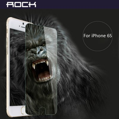 Rock Tempered Glass Screen Protector for iPhone 6S / 6S Plus